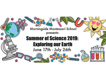 Summer of Science at MMS - One Session
