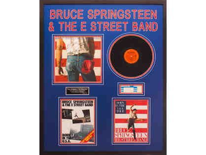 Bruce Springsteen and The E-Street Band - ***Extremely Rare Item*** Limited Edition!