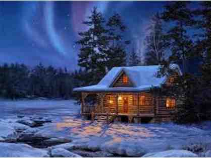 Romantic Get Away - Cabin in the Woods with Dinner for Two