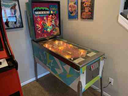 1971 Doodle Bug Pinball Machine by Williams