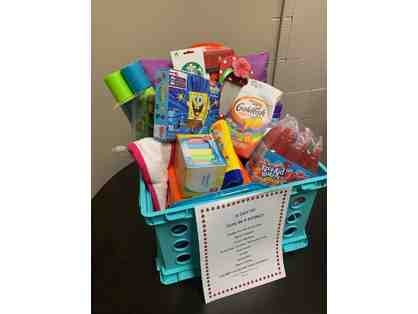 Day of Summer Fun Basket