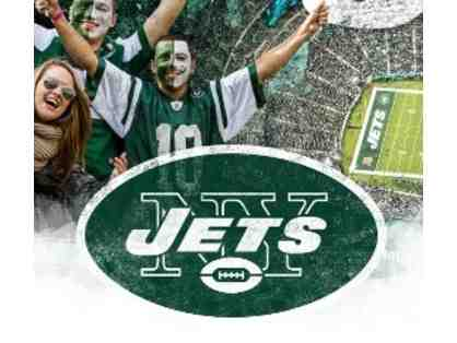 Jets Game - 4 Tickets plus parking passes