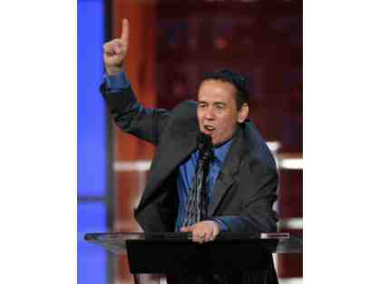 Custom Voicemail Greeting by Gilbert Gottfried