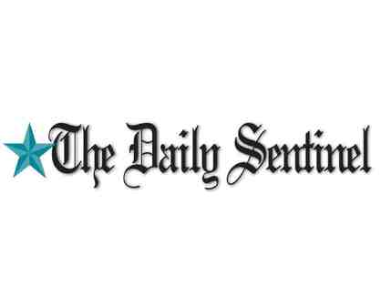 Advertise with The Daily Sentinel - Package B