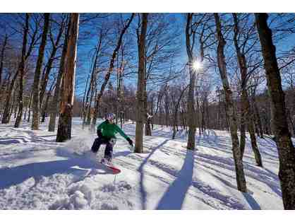 One Adult Season Pass to the Middlebury College Snowbowl