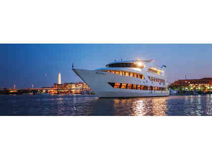 Dinner Cruise for 10 Aboard the Spirit of Washington