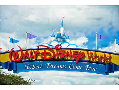 Walt Disney World , Orlando, Florida--4 one-day Park Hopper Passes