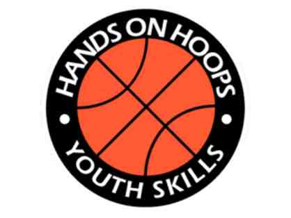 Hands on Hoops - One Group Basketball Class for up to 10 Kids