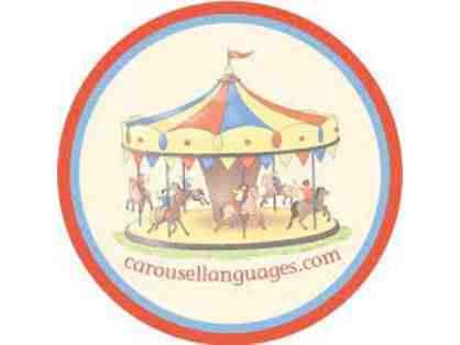 Carousel of Languages - 6 Summer Language Lessons