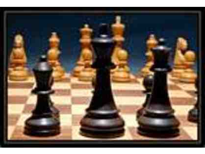 One-on-One, On-line, Interactive Chess Course
