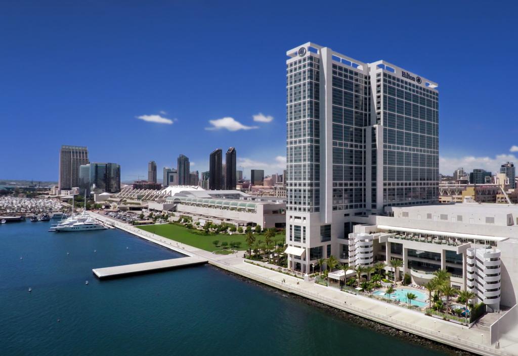 Hilton San Diego Bayfront Two Night Stay Biddingforgood