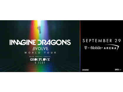 Imagine Dragons: Pair of tickets with Meet and Greet