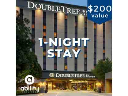 1-Night Stay at DoubleTree by Hilton