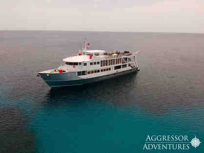 SCUBA diving trip aboard the luxury liveaboard vessel Cayman V Aggressor