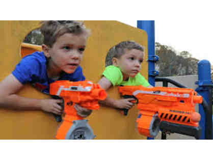 Nerf War & Pizza Party @ Lakeshore Sports & Fitness