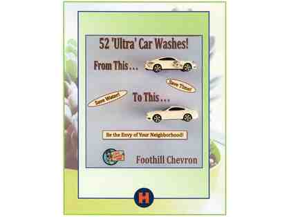 52 'Ultra' Car Washes