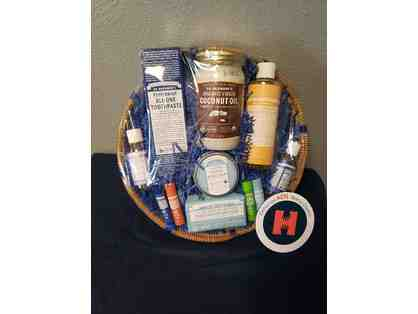 Dr. Bronners Coconut Oil Gift Basket