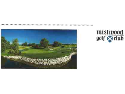 Mistwood Golf Club - Foursome of Golf