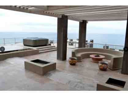 Penthouse - A Luxurious 5BDR/5BA Oceanfront 4 Night stay in Rocky Point, Mexico (Puerto Pe