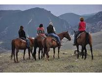 5 Night Stay for 4 at the HF Bar Ranch, Wyoming