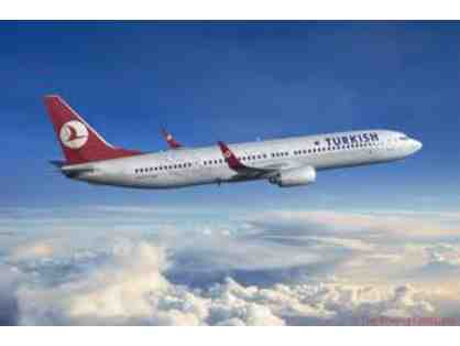 Business-Class Roundtrip Airfare to Istanbul, Turkey