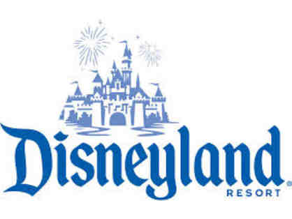 Disneyland Park Tickets for Four