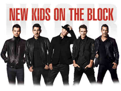 A 12 person Suite with Parking for the May 23rd Concert of New Kids on the Block