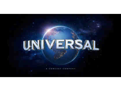 2 Tix to Advance Screenings of Universal Pictures Movies for a Year