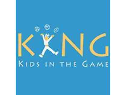 Kids in the Game - One Week of Summer Camp, #1