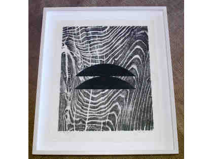 Framed Woodblock Print by Ido Yoshimoto of Inverness