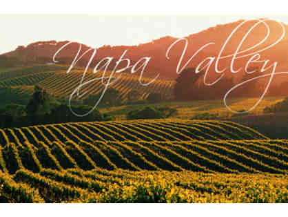 Napa Valley Backroads & Railways