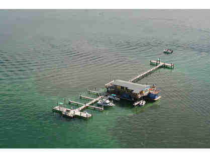A Day at the Bay, A day at Stiltsville