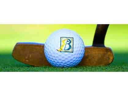 (1) Gift Certificate for Golf for Four with 2 Carts at Country Club of Rancho Bernardo