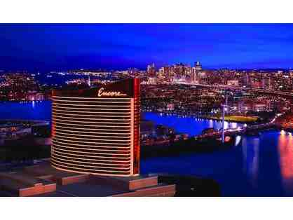Stay and Play at Encore Boston Harbor Casino