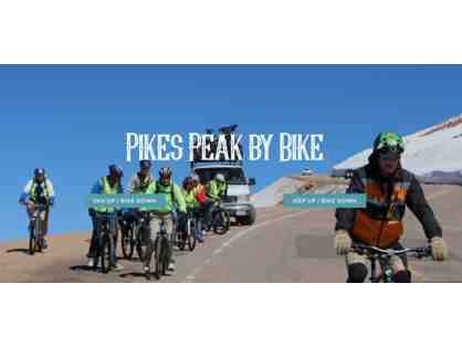 Bike Down Pikes Peak