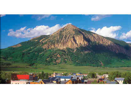 Enjoy Mt. Crested Butte Package!