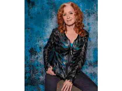 Meet BONNIE RAITT backstage with 2 tickets to her Concert with JAMES TAYLOR in 2019