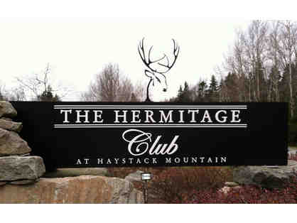The Hermitage Club: 1-Year Introductory Membership