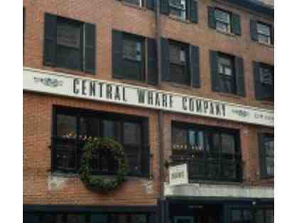 Private Party at Central Wharf Co. with Live Music from Rod the Long Bone