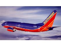One Roundtrip Airline Ticket on Southwest Airlines