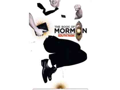 Two Tickets for BOOK OF MORMON!