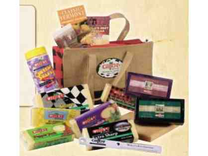 Cabot Cheese Gift Bag