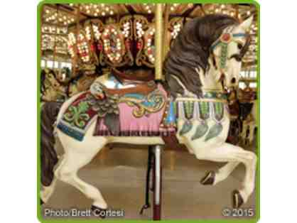 A Do-It-Yourself Adventure Party at Roger Williams Park Carousel Village