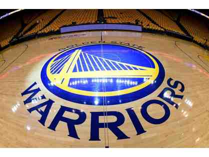San Francisco, CA - Chase Center - Four tickets for Golden State Warriors game