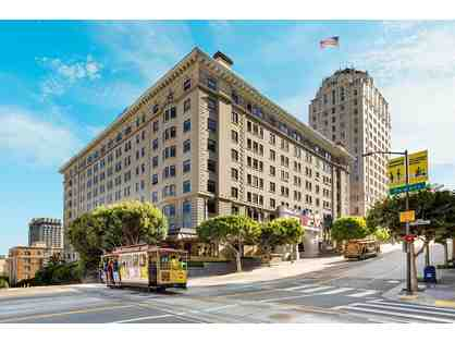 San Francisco, CA - Stanford Court Hotel - 1 nt stay in premium rm w/ brkfst & 2 beverages