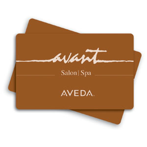 $100 Avant Salon and Spa Gift Certificate