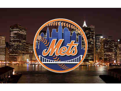 4 Delta Gold Club Seats to NY Mets (2017 Game To Be Determined)