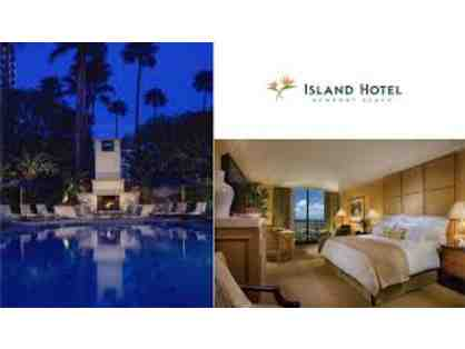 4 Night Stay at The Island Hotel - Newport Beach, California