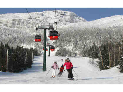 Two (2) - One Day Adult Lift Tickets to Stowe Mountain during the 2017-2018 Season!