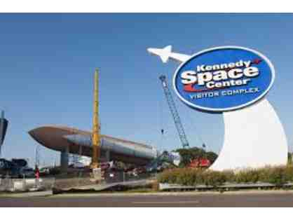 2 Night Stay at The Fountains Orlando & 4 Admission Tickets to Kennedy Space Center